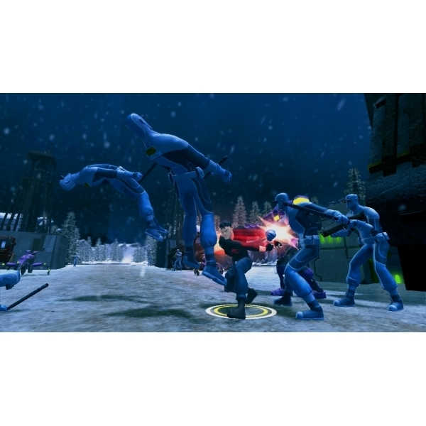 Young Justice Legacy Game PC - Image 3