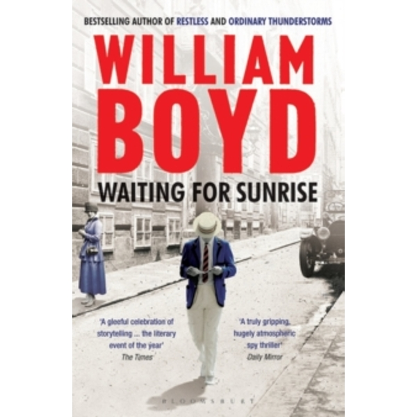 Waiting for Sunrise by William Boyd (Paperback, 2013)