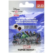 Disney Infinity 2.0 Marvel Superheroes Power Discs