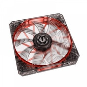 BitFenix Spectre PRO 140mm Red LED - Black
