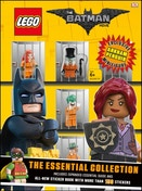 The LEGO (R) BATMAN MOVIE The Essential Collection : Includes 2 books, 150 stickers and exclusive Minifigure
