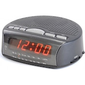 Lloytron J2006BK Daybreak Alarm Clock Radio UK Plug