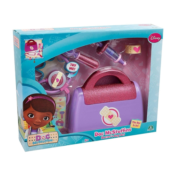 Doc McStuffins - Bag Playset - Damaged Packaging