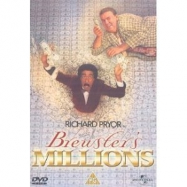 Brewsters Millions DVD