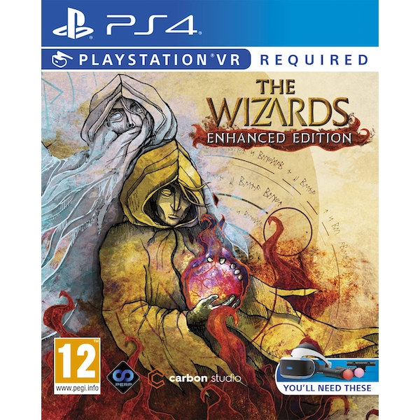 The Wizards Enhanced Edition PS4 Game (PSVR Required) [Used]