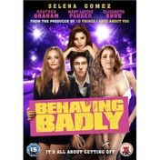 Behaving Badly DVD