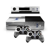 Official Tottenham Hotspur FC Xbox One Console Skin and 2x Controller Skin Combo Pack