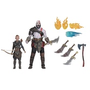 Ultimate Kratos & Atreus (God of War) Neca 2 Pack Action Figure