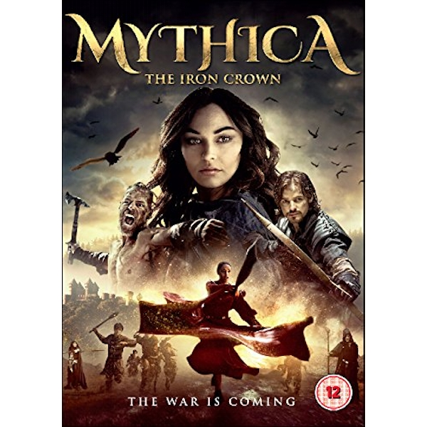 Mythica: The Iron Crown DVD