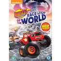 Blaze And The Monster Machines Race to the Top of the World DVD