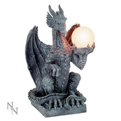 Righteous Light Bearer Dragon Lamp