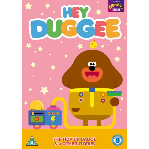 Hey Duggee - The Tidy Up Badge and Other Stories