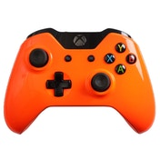 Gloss Orange Edition Xbox One Controller
