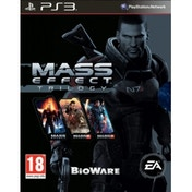 Mass Effect Trilogy Compilation Game PS3