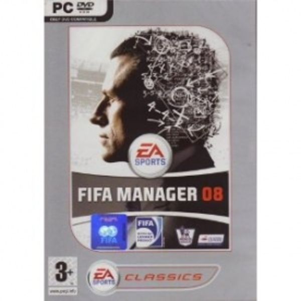 FIFA Manager 08 (Classics) Game PC