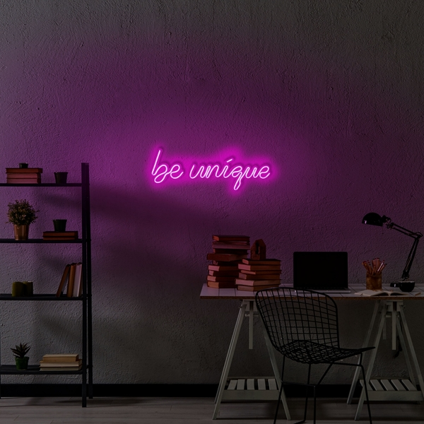 Be Unique - Pink Pink Wall Lamp