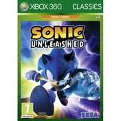 Sonic Unleashed Game (Classics) Xbox 360