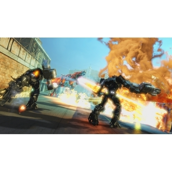 Transformers Rise Of The Dark Spark 3DS Game - Image 6