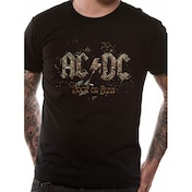 AC/DC Rock Or Bust T-Shirt Small