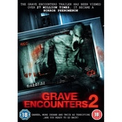 Grave Encounters 2 DVD