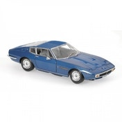 Maxichamps 1969 Maserati Ghibli Coupe - Blue Metallic