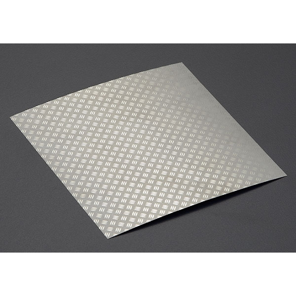 Killerbody Stainless Steel Modified Chequer Plate Silver