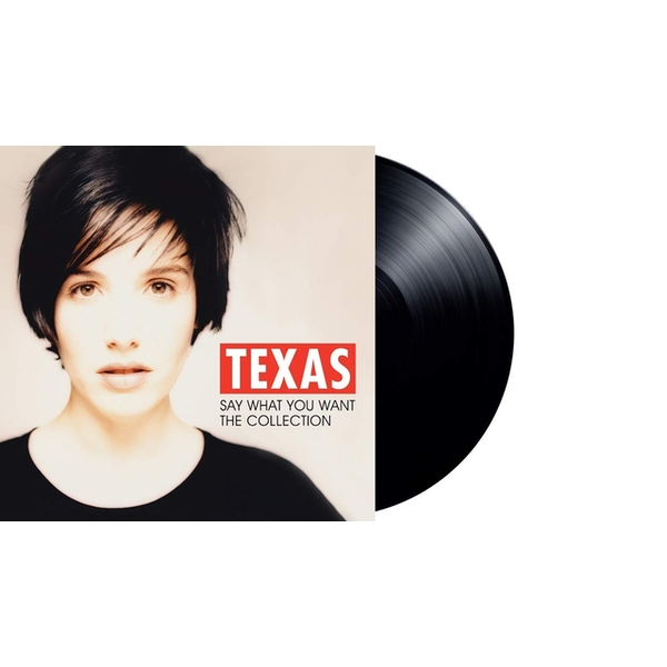 Texas - Say What You Want - The Collection Vinyl