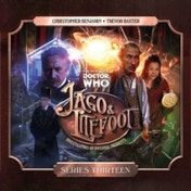 Jago & Litefoot: No. 13 by Jonathan Barnes, Justin Richards, Paul Morris, Matthew Sweet (CD-Audio, 2017)