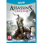 Assassin's Creed III 3 Wii U Game