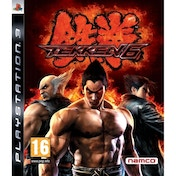 Ex-Display Tekken 6 Game PS3 Used - Like New