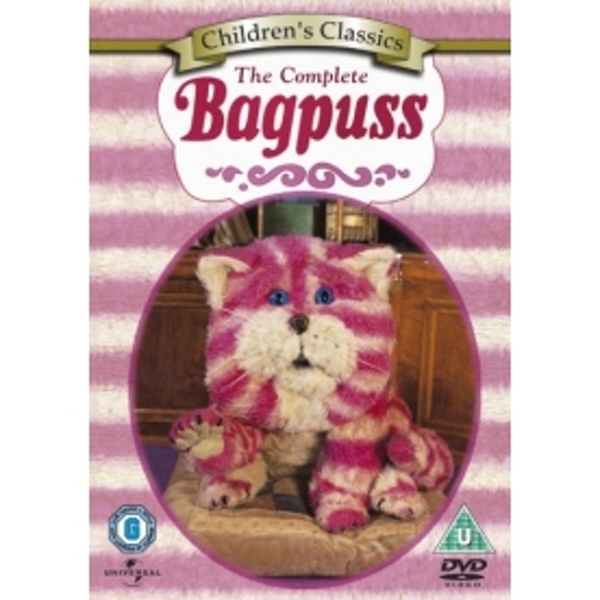 The Complete Bagpuss DVD