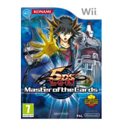 Yu-Gi-Oh! Master of the Cards Game Wii