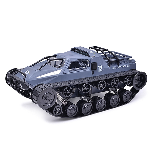 Ftx Buzzsaw 1/12 All Terrain Tracked Vehicle - Grey