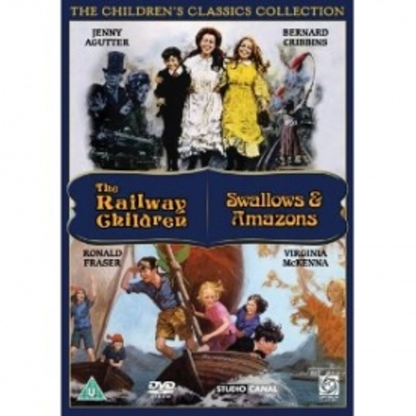 The Childrens Classics Collection Swallows and Amazons/The Railway Children DVD - Image 1