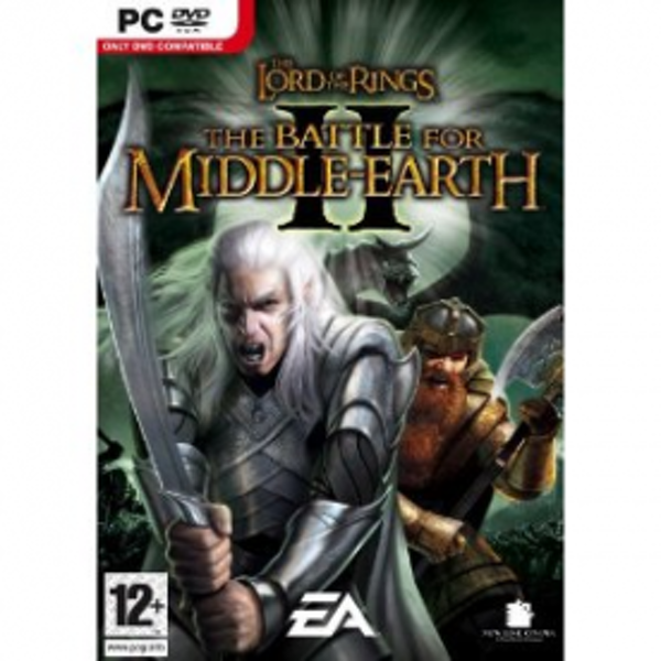 Lord Of The Rings Battle For Middle Earth II 2 Game PC