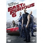 Fast & Furious 6 DVD & UV Copy