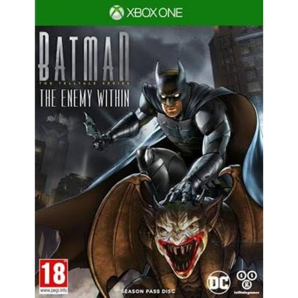 Batman The Telltale Series The Enemy Within Xbox One Game