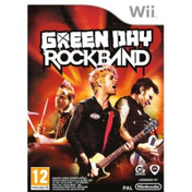 Rock Band Green Day Solus Game Wii