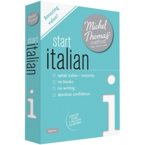 Start Italian (Learn Italian with the Michel Thomas Method) by Michel Thomas (CD-Audio, 2011)