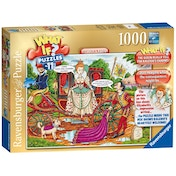 What If? Number 11 Elizabeth & Raleigh 1000 Piece Jigsaw Puzzle