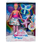 Barbie Flying Fairy Butterfly Doll