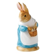 Beatrix Potter Peter Rabbit Mrs Rabbit Classic Figure
