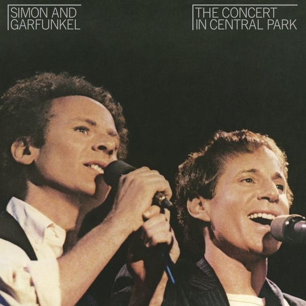 Simon & Garfunkel - The Concert In Central Park - Live Vinyl