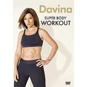 Davina Super Body Workout DVD