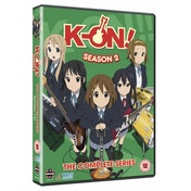 K-On! Season 2 Complete Collection DVD