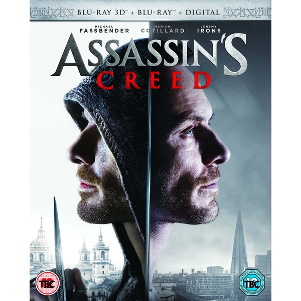 Assassin's Creed 3D + Blu-ray + Digital Download