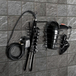 Hair Dryer & Straightener Holder | Pukkr Black - Image 3