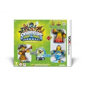 Skylanders SWAP Force Starter Pack Game + Hex Character Pack 3DS