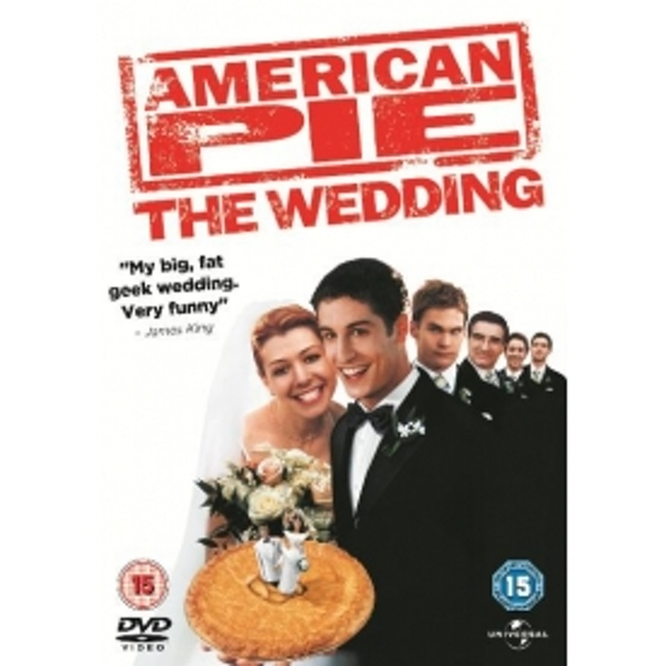 American Pie The Wedding DVD