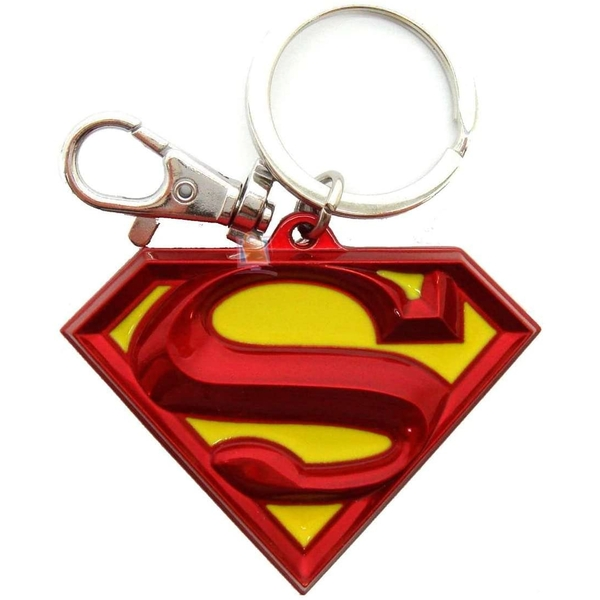 Superman DC Comics Keyring